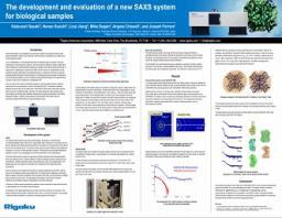 Biological SAXS: Development and evaluation of a Kratky system
