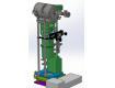 XRD用水素高圧アタッチメント