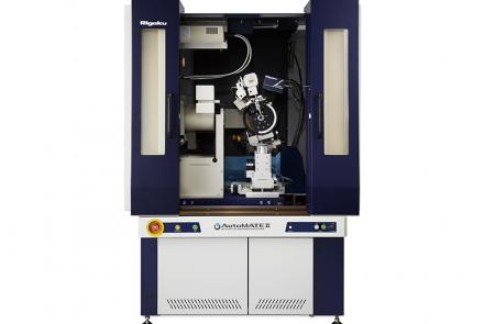 AutoMATE II micro-area X-ray residual stress measurement system