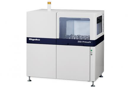 ZSX Primus IV  Tube-Above Sequential WDXRF Spectrometer
